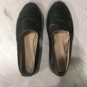 Chanel espadrilles all black
